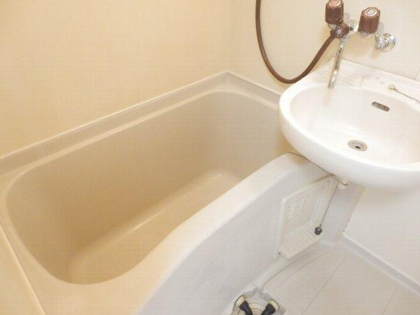 プラード千波 206号室の風呂