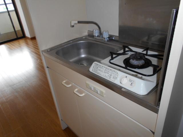 ISプラステリア 103号室のキッチン