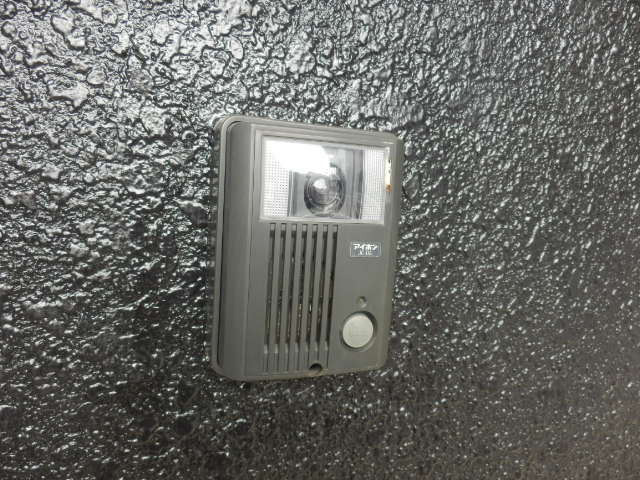 ハイツ霜越 303号室のセキュリティ