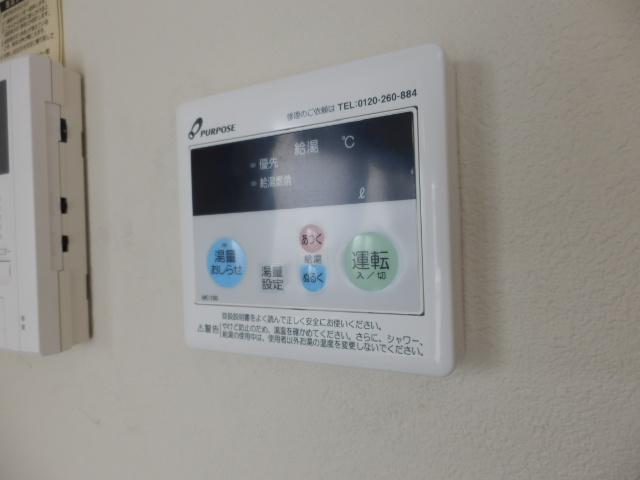 ハイツ霜越 303号室の設備