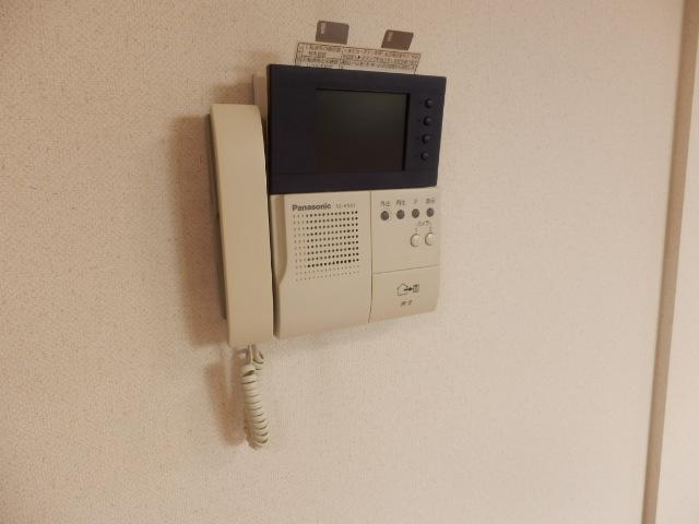 プレミール泉 203号室のセキュリティ