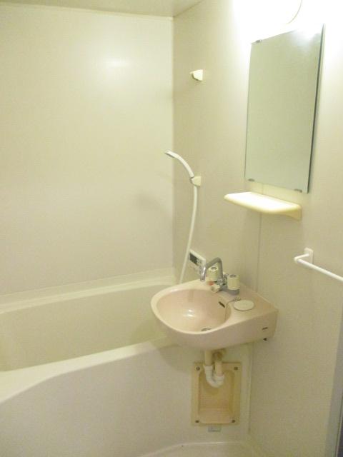 コーポ光 302号室の風呂