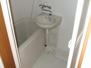コーポ逆井 103号室の風呂