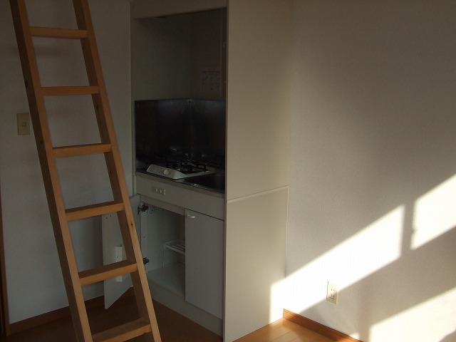 コーポ逆井 103号室のキッチン