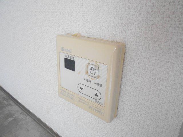 ハイツぐるーびー 201号室の設備