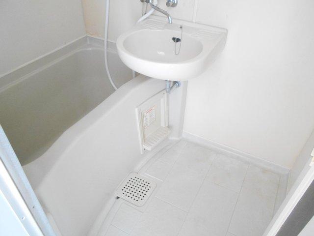 ハイツぐるーびー 201号室の風呂