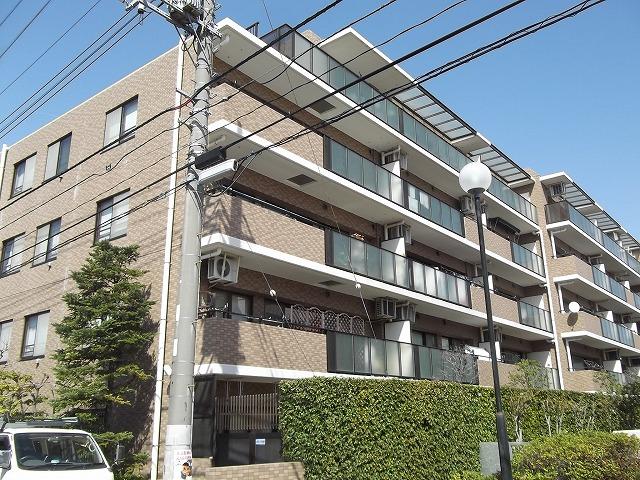 サンマンションアトレ江田外観写真