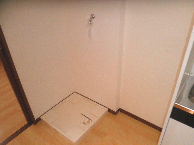 サンパレス 201号室のキッチン