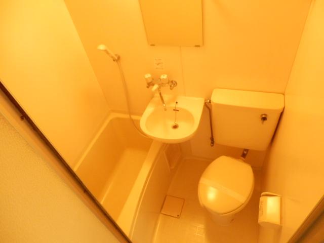 ウィルハイム 202号室の風呂