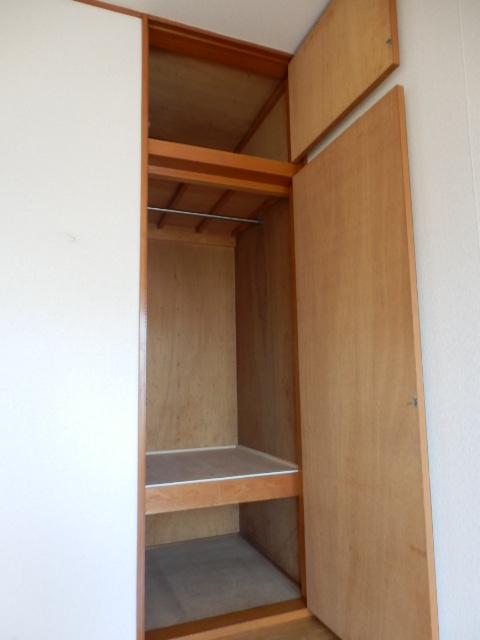 ウィルハイム 202号室の収納