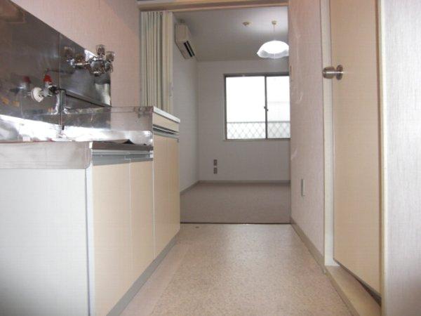イブキコーポ 212号室のキッチン