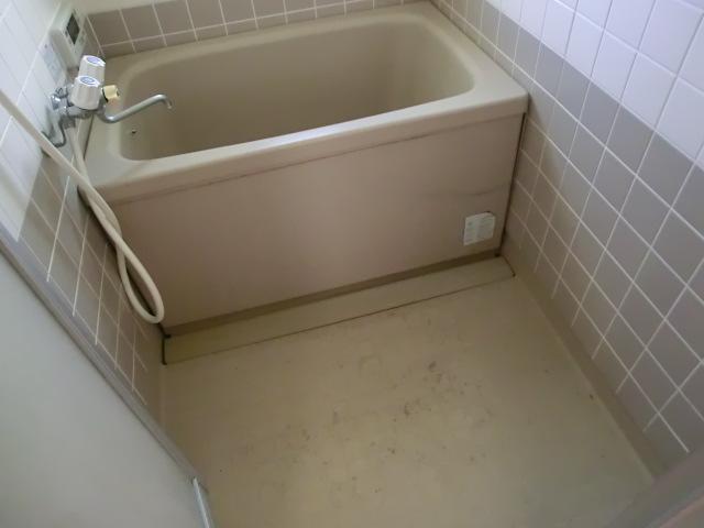 パークシティ白扇2号棟 306号室の風呂