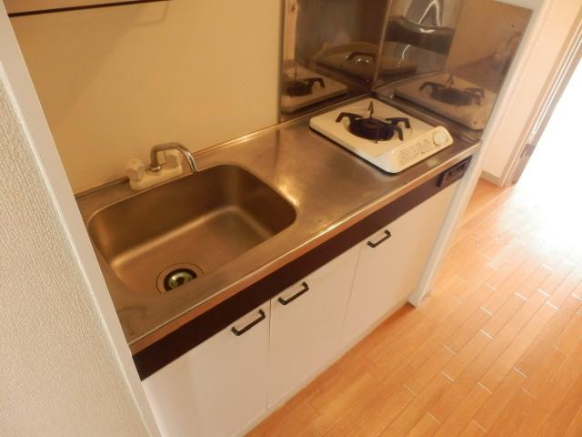 エクレール相原B 203号室のキッチン