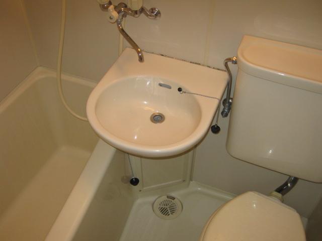 コンフォートスズヤ 502号室の風呂