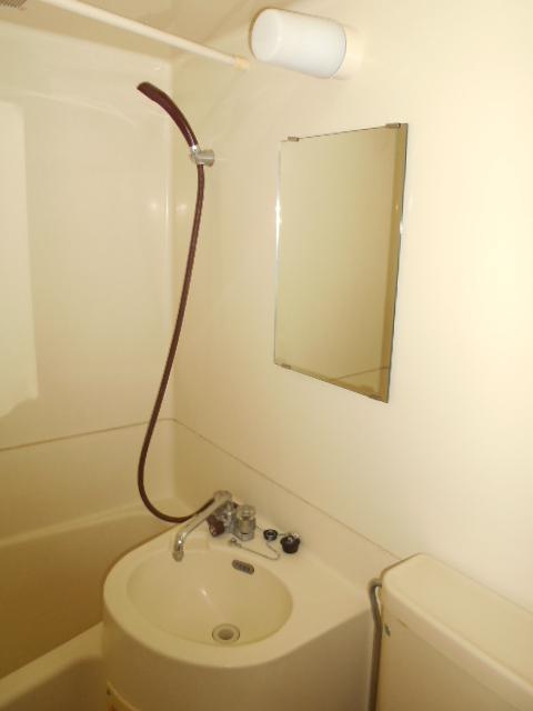 ジュネパレス春日部第8 102号室の洗面所