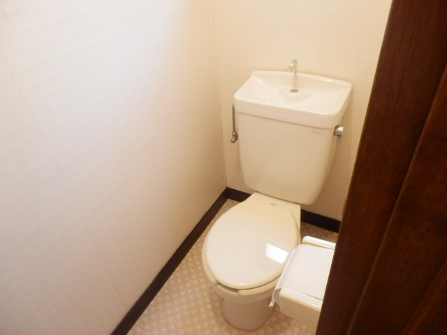 タウンハウス馬場Ⅱのトイレ