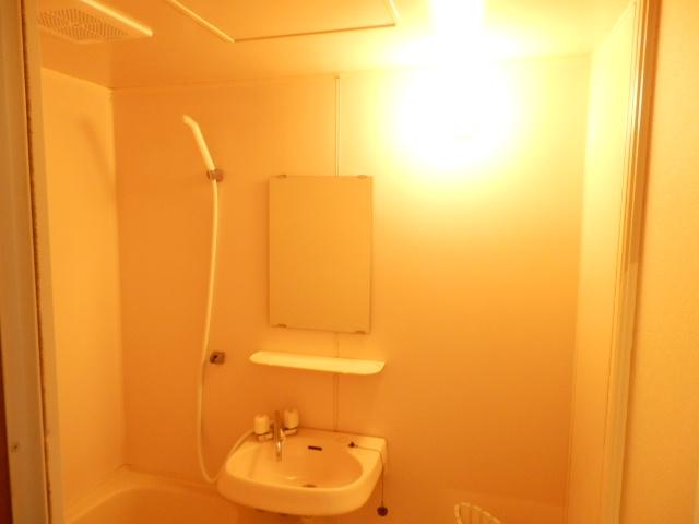 タウンハウス馬場Ⅱの洗面所