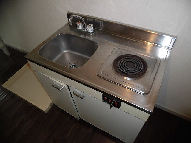 コーポ青木第2 103号室のキッチン
