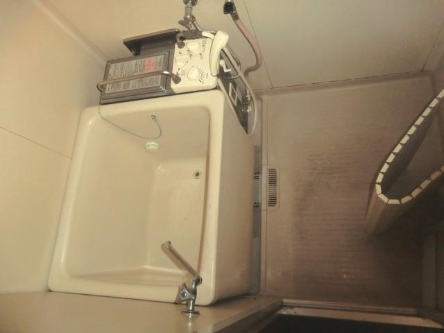 フォーブル吉岡 203号室の風呂