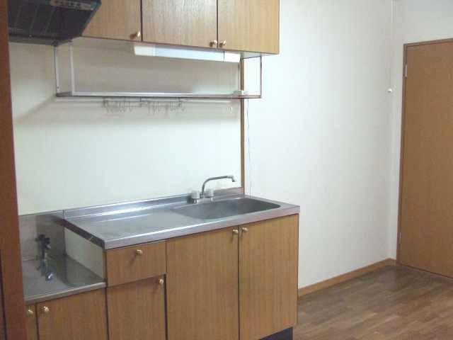 REVER AJISAI 202号室のキッチン