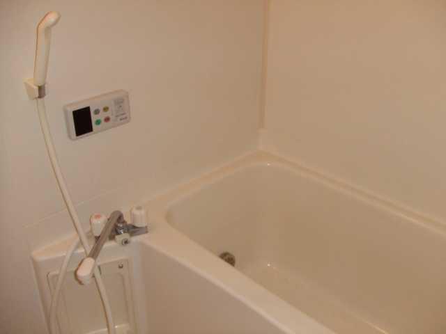 REVER AJISAI 202号室の風呂