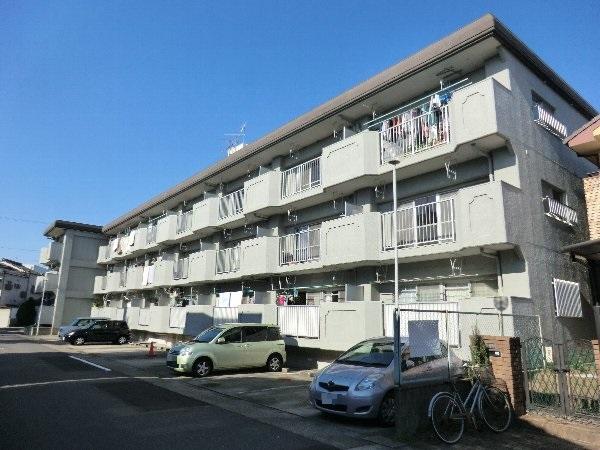 第2豊嶋ビル 306号室のリビング