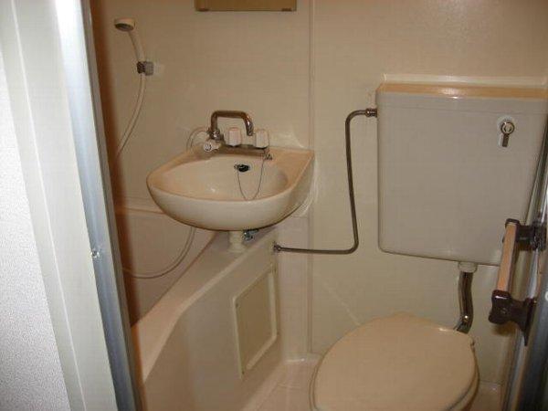 瀬川ビル 105号室の洗面所