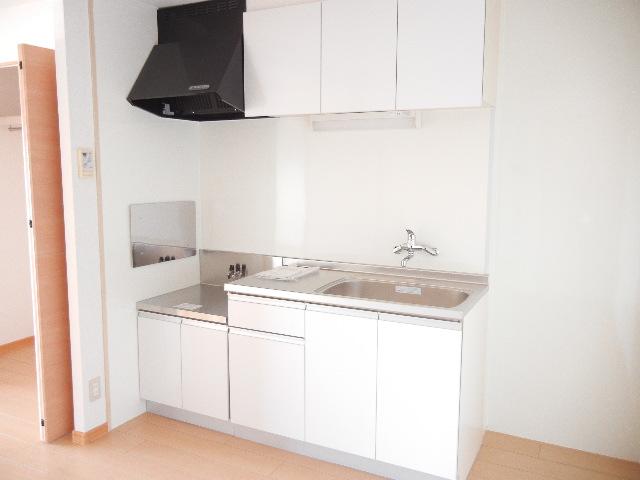 パークサイドジョイ 03020号室のキッチン