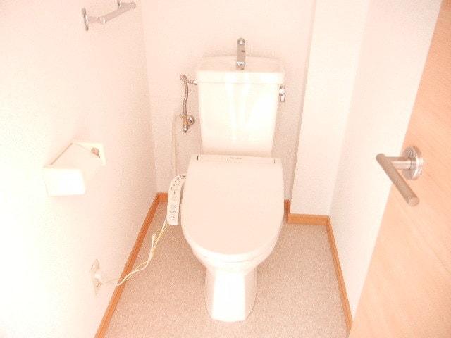 パークサイドジョイ 03020号室のトイレ