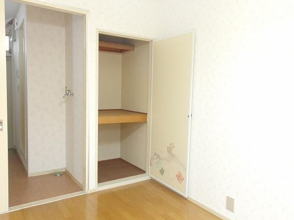 榎本ハイツ 201号室の収納