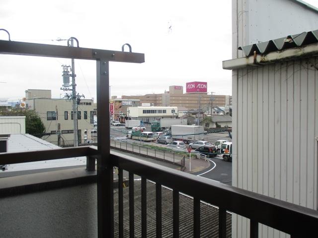 第3カーサ円正 3B号室の景色