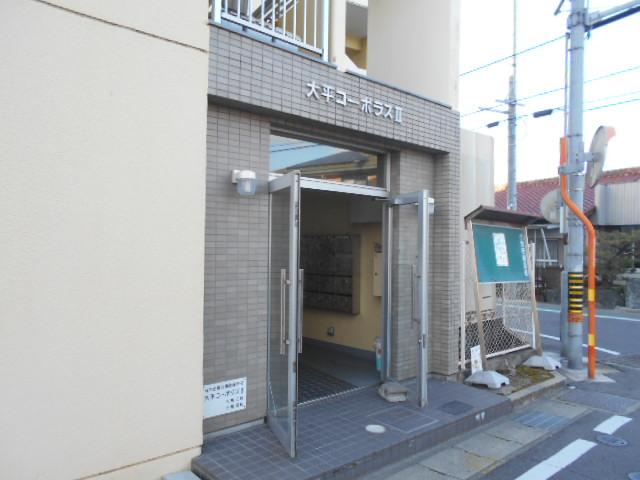 大平コーポラスⅡ 106号室の収納