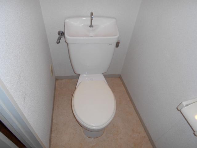 大平コーポラスⅡ 106号室の洗面所
