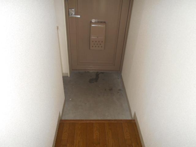 大平コーポラスⅡ 106号室のセキュリティ