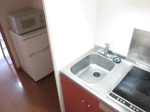 レオパレス小野 302号室のキッチン