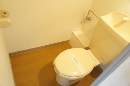 レオパレスWe 105号室の風呂