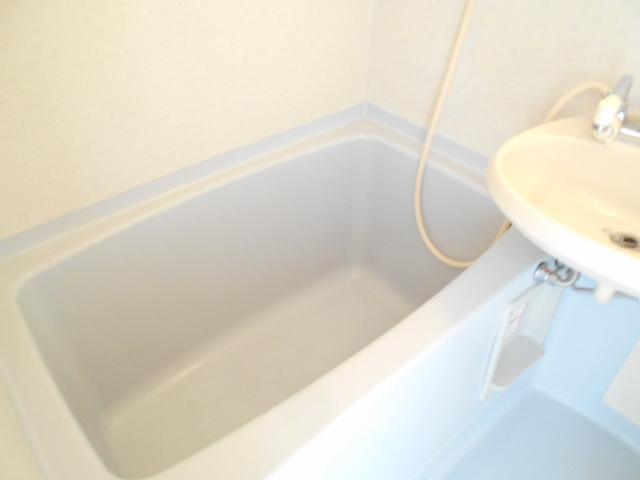 フェニックス聖蹟 203号室の風呂
