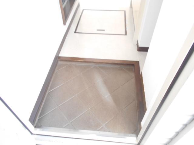 フェニックス聖蹟 203号室の玄関