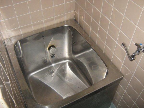 ますみ荘 202号室の風呂