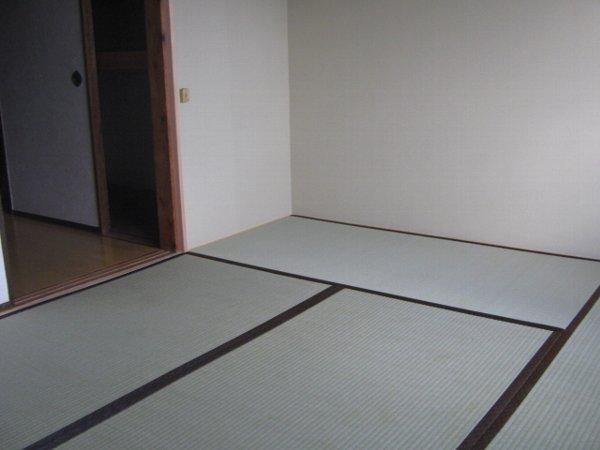 ますみ荘 202号室の居室