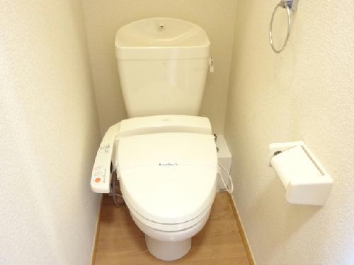 レオパレス高島 312号室のトイレ