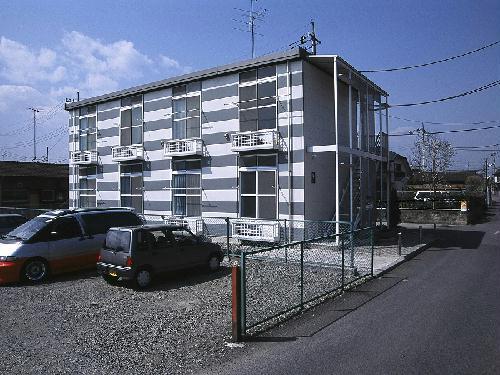 レオパレスU'no外観写真