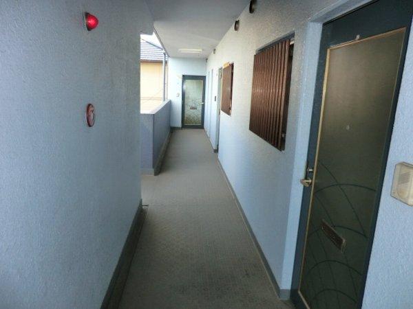 ハイグレージュM 302号室のその他共有