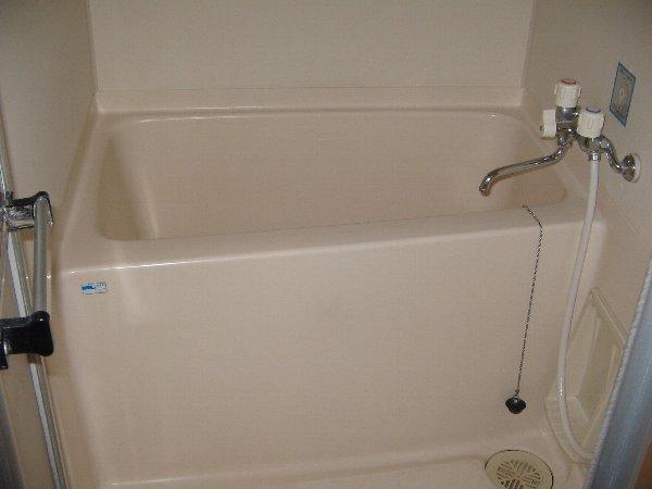 インビック上宿 302号室の風呂