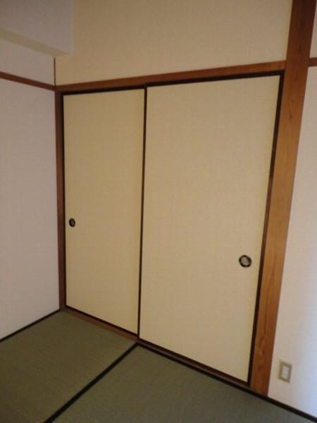 コーポ八田 201号室の収納