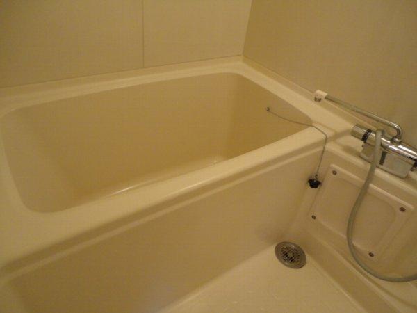 コーポ八田 201号室の風呂