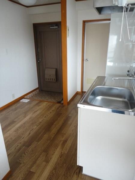 コーポ八田 301号室のキッチン