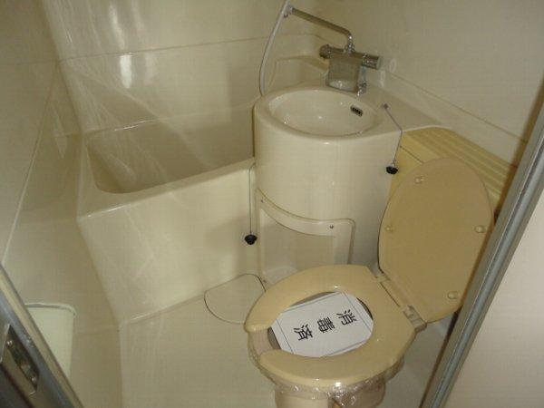 コーポ八田 301号室の風呂