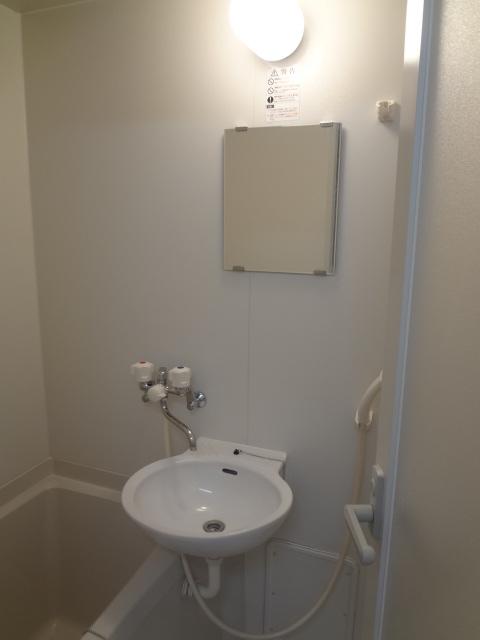 オーシャンハイツパート1 108号室の洗面所
