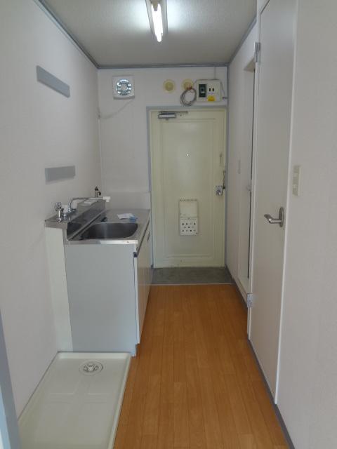 オーシャンハイツパート1 108号室の玄関